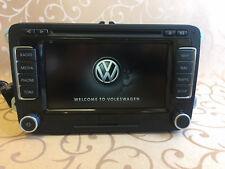 Volkswagen Passat Tiguan Eos VW RNS 510 C version navigation unit 2018 V15 Map