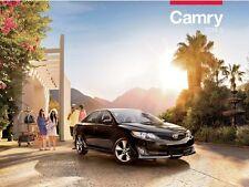 2014 2015 Toyota Camry 32-page Original Car Sales Brochure Catalog