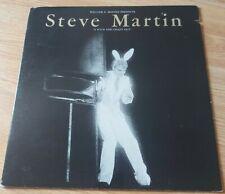 New listing Steve Martin A wild and crazy guy vinyl album 1978.