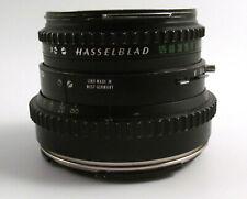 OBIETTIVO HASSELBLAD 80mm CARL ZEISS F1:2.8 X 500C - 500 CM + ALTRE
