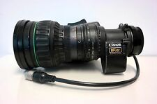 Canon IF XS J16ax8B4 Digital Drive Zoom Lens 8-128mm  (USED) [Broadcast Quality]