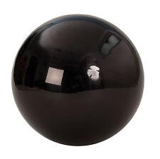 4 pièces Déco Boules noir en acier inoxydable Diamètre 10 cm