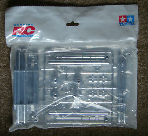 Tamiya RC C Parts, Bumpers, Side Rails, and more for Lunch Box 58063 # 9005229