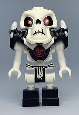 Lego Ninjago WYPLASH - ARMOR *No Hat* Minifigure njo027 FAST SHIPPING!