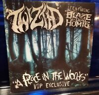 Twiztid - A Place in the Woods CD blaze ya dead homie insane clown posse horror