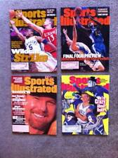 4 Lot KENTUCKY WILDCATS  Sports Illustrated 1998 WAYNE TURNER Nazr Mohammed