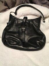 78adb937bd9 Style  Crossbody. Vintage Prada Black Leather Handbag