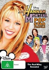 Hannah Montana - Pop Star Profile (DVD, 2008) *NEW & SEALED*