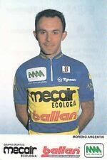 MORENO ARGENTIN Cyclisme vélo ciclismo Radsport MECAIR 93 cycling Tour de France