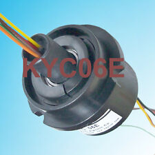 KYC06E Capsule Slip Ring 6x2A (6 wires, 2 amps)