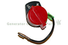 Stop Kill Switch Button For LIFAN Gas Generator ES8000E LF8500iE LF8500iPL-CA