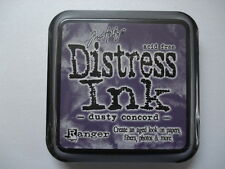 DISTRESS INK PAD - TIM HOLT/RANGER - DUSTY CONCORD