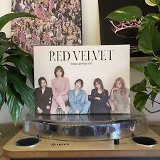 Red Velvet 2020 Official Seasons Greetings (Wendy Inclusions) (Freebies)