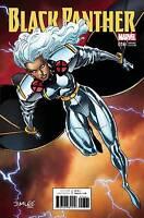 Black Panther #16 Jim Lee X-Men Card Variant Cover