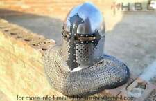 16GA Medieval Armor Cuirass/ Breastplate Gauntlet chest Plate with leg laps