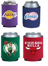 NBA Basketball Can Bottle Holder 12 oz - Pick Team
