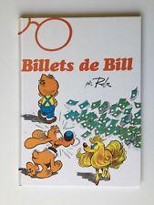 BOULE ET BILL T 21 BILLETS DE BILL / ROBA / BD / FRANCE LOISIRS DUPUIS