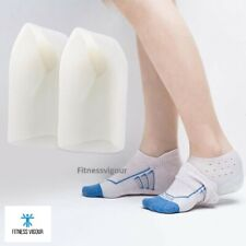 Invisible Height Increase Shoe Insoles Heel Spur Pads Foot Care Unisex UK SELLER