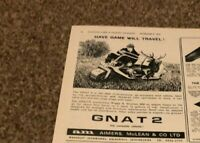 "(GUN5) ADVERT 5X4"" AIMERS, MCLEAN & CO LTD AM : GNAT 2"