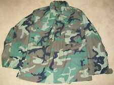 ~GENUINE US MILITARY WOODLAND MED SHORT M65 FIELD JACKET COAT COLD WEATHER GLDN