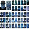 3D Fish Cycling Motorcycle Head Scarf Neck Face Mask Ski Balaclava Headband