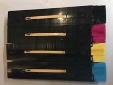 4 PACK Toner Cartridge for Xerox Color 550/560/570 Digital NONOEM (JAPAN Powder)