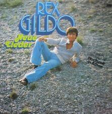 REX GILDO - NEUE LIEDER - LP (ORIGINAL INNERSLEEVE)