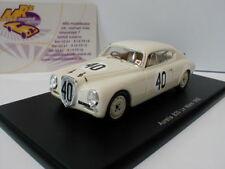 Spark S4392 - Lancia Aurelia B20 No.40 24h LeMans 1952 Bonetto,Anselmi 1:43