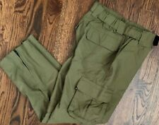 Boy Scouts Of America Switchback Pants Youth Extra Small Nice!