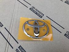 Toyota Supra mk4 Année de construction à partir de 1993 pare-chocs Emblème Logo Avant dans Chrome