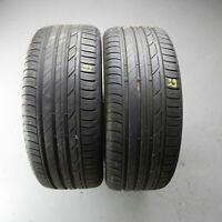 2x Bridgestone Turanza T001  225/40 R18 92Y DOT 1516 7 mm Sommerreifen