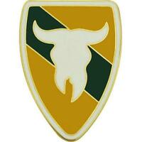 Army Identification Badge ID 163rd Armored Brigade  (Made in USA)