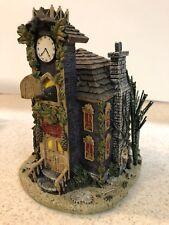 Hawthorne Village Raven's Cuckoo Clock Shop Munster Halloween Victorian