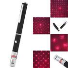 1mW Power Night Red Laser Pointer Pen Visible Beam Light Lazer 532nm 8000M AU