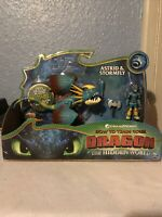 DreamWorks-Astrid & Stormfly-How To Train Your Dragon action figure Free Post