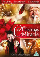 THE CHRISTMAS MIRACLE - DVD - REGION 2 UK