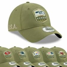 New Era 39Thirty Stretch-Fit Cap - NFL Salute to Service