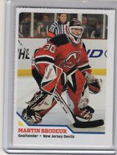 2010 Sports Illustrated Kids Si Sifk ice hockey MARTIN BRODEUR New Jersey Devils