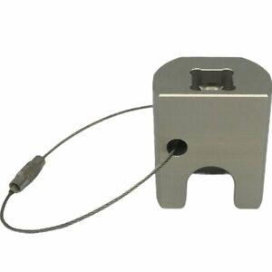 Dreikantadapter Innenvierkant für Mini-Kupplungsschlüssel 2.0 3/8 Zoll FW Tool
