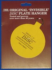Original Disc Plate Hanger 100mm Pack Of 5