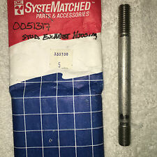 OMC 333738- EXHAUST MANIFOLD STUD -- Evinrude or Johnson Outboard- 0333738-- NEW