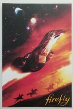 SDCC Comic Con 2018 handout FIREFLY poster
