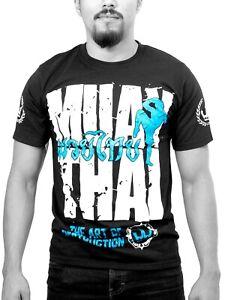 MUAY THAI FIGHTER T-Shirt / MMA fighter martial arts tiger venum UFC kick boxing