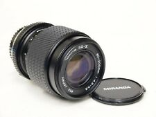 Tokina SZ-X 80-200mm F4.5-5.6 Olympus OM Film Mount Lens. Stock No u11303