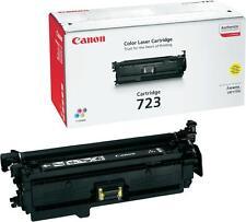 original Canon Toner 723Y gelb 2641B002 für i-SENSYS LBP7750  neu B