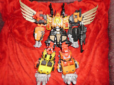 Mastermind Creations Reformatted - Feral Rex Set of 5 Action Figures