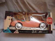 '60s Barbie Austin Healey Sports Car Mint In Display Box By Irwin