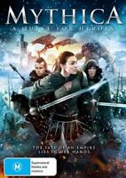 A Mythica - Quest For Heroes (DVD) Dungeon Dark Powers [Region 4] NEW/SEALED