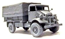 Milicast UK058 1/76 Resin WWII British Ford F60 3ton 4x4 GS Truck+CMP No.12 Cab