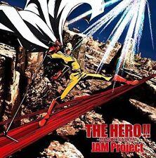 JAM PROJECT-ONE PUNCH MAN (ANIME)' INTRO MAIN THEME [ANIME EDITION]-JAPAN CD C15